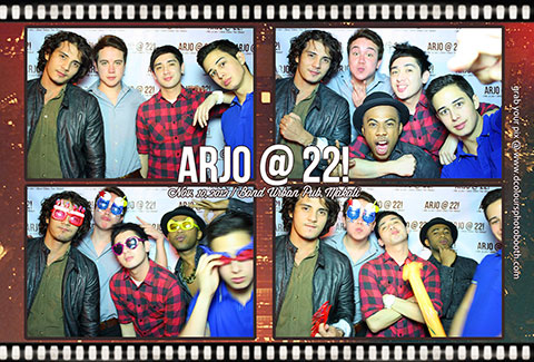 Arjo's 22nd Bday