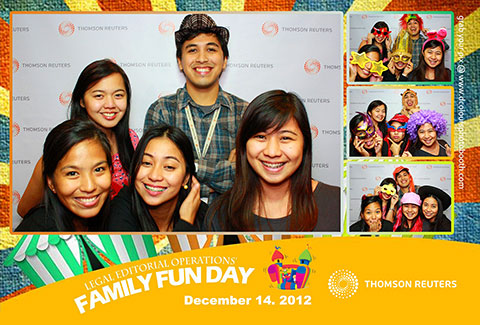 Thomson Reuters' Family Fun Day