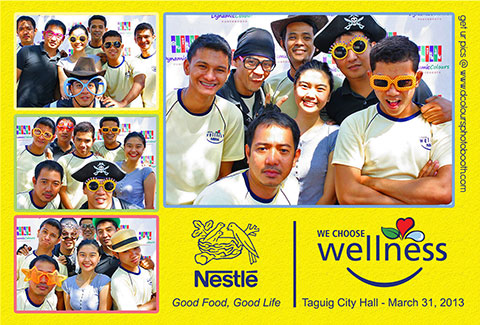 Nestle We Choose Wellness